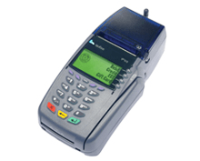 Credit Card VERIFONE VX610
