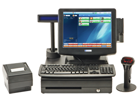 Efficient Electronic Cash Register